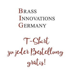 Brass Innovations T-Shirt gratis
