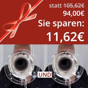 Sound-Assist Stage für Trompete und Flügelhorn